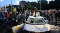 Пикет у посольства РФ в Киеве