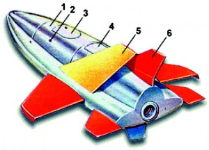 Планирующий космический аппарат