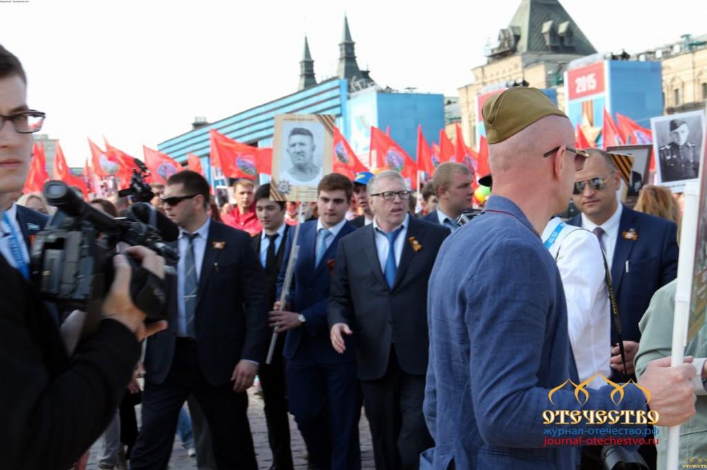 Жириновский, бессмертный полк, 16