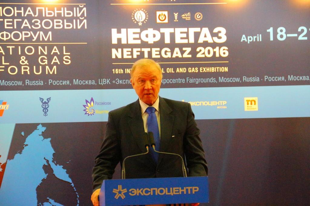 Президент, Российского, Союза, химиков, Виктор, Петрович, Иванов, Нефтегаз-2016