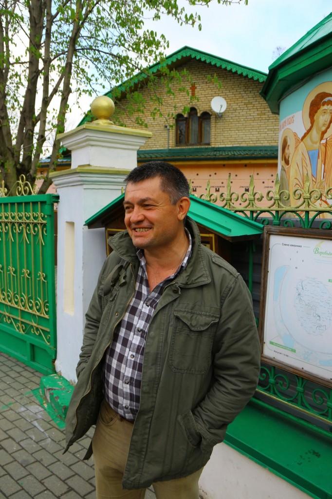 Игорь Немудрук