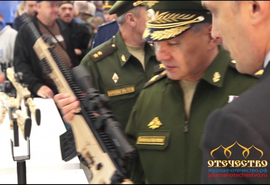 высокоточная,снайперская, винтовка, свк, перспективная, Сергей Шойгу, министр обороны, Армия 2016,