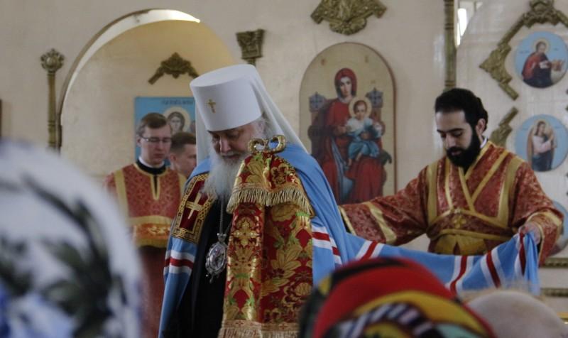 Митрополит, Истринский, Арсений, проповедь, День Победы