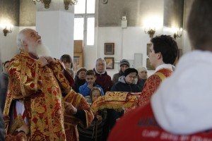 Митрополит Истринский Арсений - проповедь в День Победы