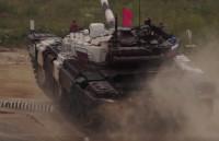 танковый биатлон, 2017, Т-72Б, российская команда