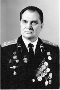 пофессор, Безбородько Михаил Дмитриевич