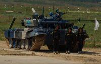 Казахские танкисты, Танковый биатлон, 2018