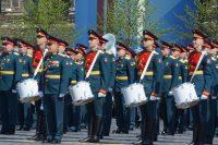 Парад 9 мая 2019 на Красной площади