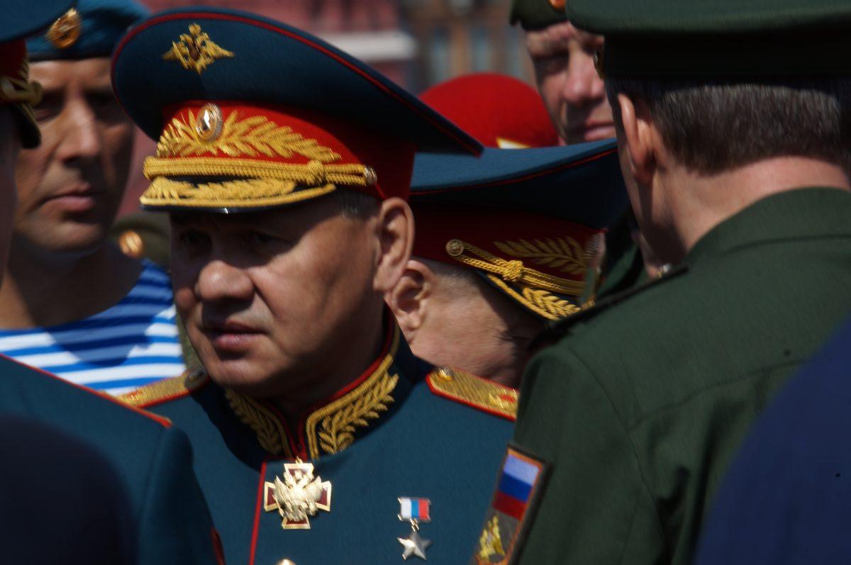 Сергей, Кожугетович, Шойгу, Парад, 9 мая, 2019, Красной площади