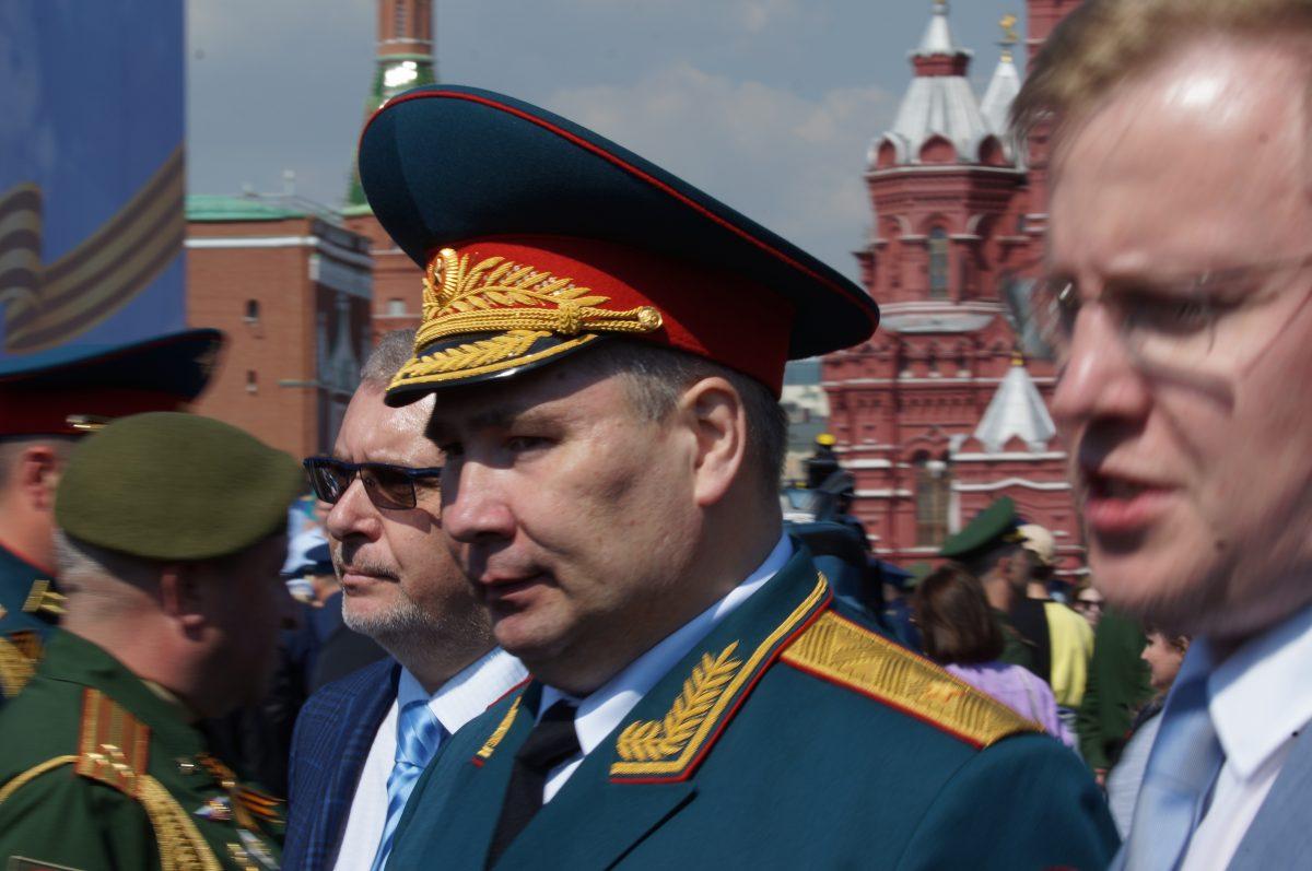 Парад, 9 мая, 2019, Красной площади