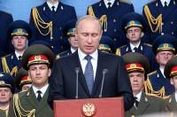 Армия, 2015, Владимир, Путин, открывает, форум, ВС, РФ, патриот