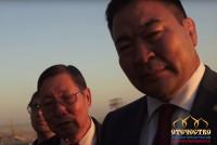 Министр, обороны, Монголии, Бадмаанямбуугийн, Бат-Эрдэнэ