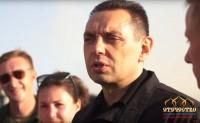 Министр обороны, Сербии, Александар Вулин