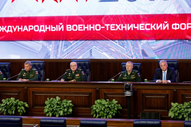 Пресс-конференция, Итоги, форум, Армия, 2017