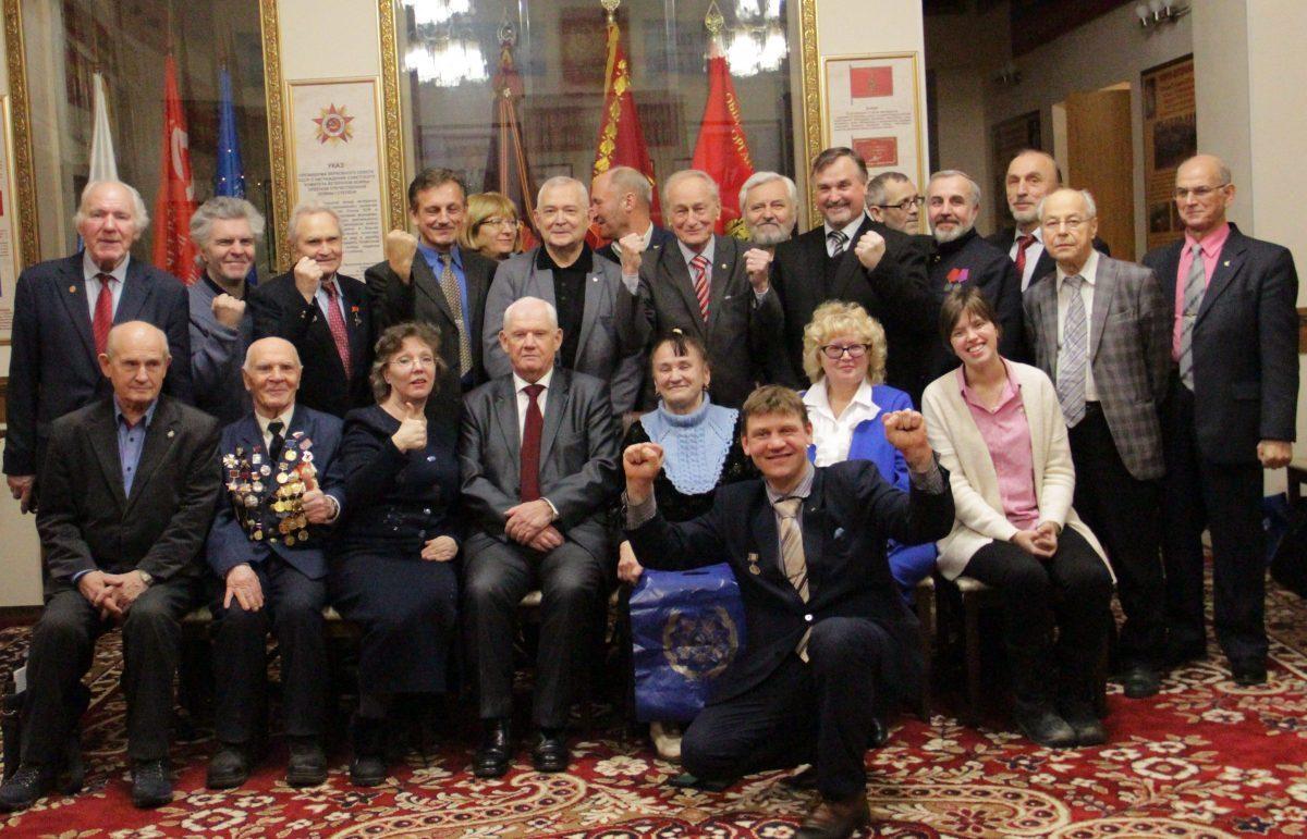 российский союз ветеранов