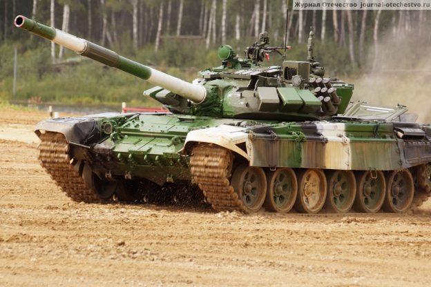 Танковый Биатлон В Алабино 2019